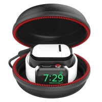 Apple Watch Charging Dock With Airpods Holder 2in1 Eva Storage Box