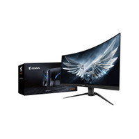 GIGABYTE AORUS CV27F Gaming Monitor - 27 Inch FHD 165Hz 1ms HDR