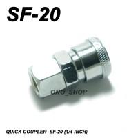 Quick Coupler SF-20
