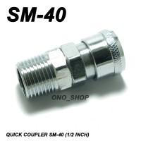 Quick Coupler SM-40