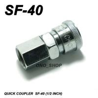 Quick Coupler SF-40