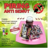 PIRING ANTI SEMUT BPA FREE ANTI PECAH MICROWAVE SAFE