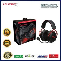 Kingston HyperX Cloud Alpha Pro Gaming Headset With Aluminum Frame