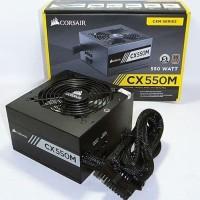Power Supply Corsair CX550M CXM550 - 550W 550 80 Plus BRONZE Modular