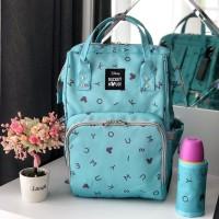 Tas Bayi Original Disney Diaper Bag Mickey Minnie Mouse Diaper Bag-DK