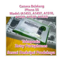 Camera Belakang iPhone 5S A1457 A1453 A1518 A1528 A1530 A1533 ORIGINAL