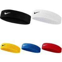 Head Band Nike -Bahan Woll - Handuk - Ikat kepala -Headband- Olahraga