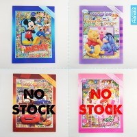 Buku aktivitas Disney Seek and Find / activity book TK A-B