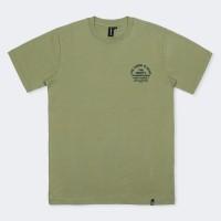 T-Shirt Kaos Rown Division Merlin Green