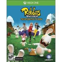 Xbox One Rabbids Invasion (Xbox One X / Xbox One S Game)