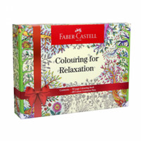Colouring For Relaxation (Faber Castell)