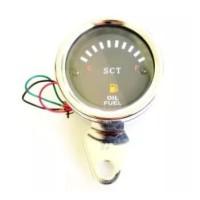 RajaMotor SCT Amper Bensin Digital LED SCT8130 - Aksesoris Motor