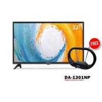 Coocaa 32A4 LED TV [32 Inch] FREE ANTENA DA-1301NP