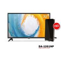 Coocaa 32A4 LED TV [32 Inch] FREE ANTENA DA-1201NP
