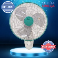 MASPION WALL FAN MWF41K - 16 INCH KIPAS ANGIN DINDING TEMBOK MASPION