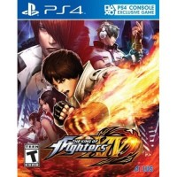 PS4 The King of Fighters XIV