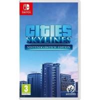 Switch Cities Skylines Nintendo Switch Edition
