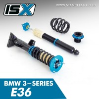ISX COILOVERS BMW 3 SERIES E36 (TYPE 2)