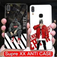 Glass Case VIVO Y91 Y91 I Y95 Y93 V7 V7 Plus V15 V15 PRO Realme 3 pro