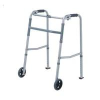 Alat Bantu Jalan / Tongkat Walker Dengan Roda Tongkat Jemuran Sella