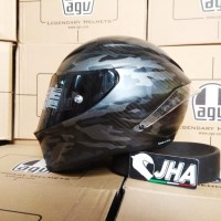 AGV Pista Mimetica - Made in Italy - Rare Item
