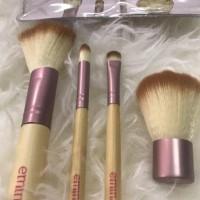 Emina Brush Logy - Emina Makeup Brush Set - Set Kuas Make Up Emina