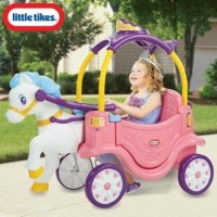 Little Tikes Princess Horse & Carriage 642326 / Mainan Anak