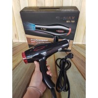 [MX 708] HAIR DRYER MX708 DUS HITAM