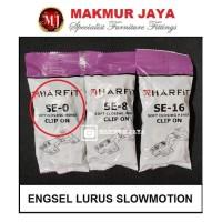 ENGSEL SENDOK LURUS Harfit Soft Closing SE-0