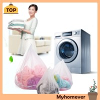 Kantung Tas Mesin Cuci dengan Bahan Jaring Tebal dan Ukuran Besar