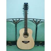 Gitar Akustik Merk Martin Ukuran 3 per 4 Travel Natural Murah Jakarta