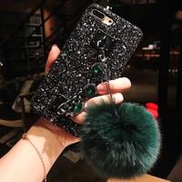 Case Oppo F7 Glitter Luxury Bling Diamond