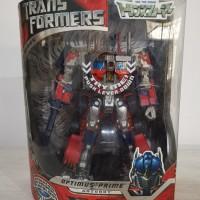 Transformers MA-21 Optimus Prime Premium Series LC