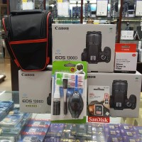 Kamera Canon EOS 1300D KIT 18-55mm Paket
