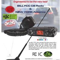 President Electronics USA Bill CB Radio