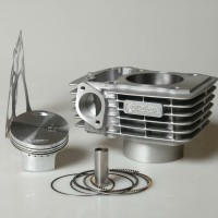Blok piston + ring honda crf 150 L, ukuran 65 mm bore up