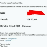 Harga Pizza Domino Katalog.or.id