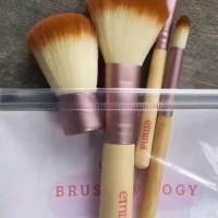 Dijual Emina Brush Logy - Emina Makeup Brush Set - Set Kuas Make Up