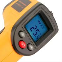 Digital Infrared Thermometer Alat Pengukur Suhu Jarak Jauh MURAH