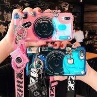 PROMO REALME 3 Pro 2 U1 3D Blue Ray Camera Soft Silicone Phone Case