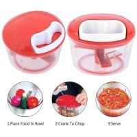 Blender Manual Multifungsi Untuk Memotong Sayuran / Daging