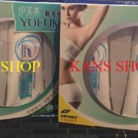 Yofume Yofum Cream Krim Penghilang Pembersih Perontok Bulu Rambut Kaki