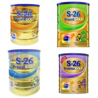 S26 Tahap 1 2 3 4 Promil , procal , promise Gold 900gr