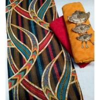 READY lg 15.01.19 kain batik dan embos kekinian seragam bridesmaid mot