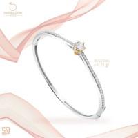 Gelang Princess Style 01 Sandra Dewi Gold 755% SNI 3ESZ390