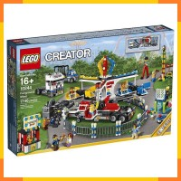 LEGO CREATOR EXCLUSIVE SET 10244 - Fairground Mixer