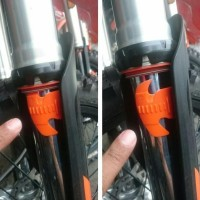 Fork seal clean usd