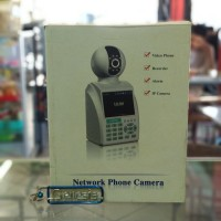 Network Phone Camera CCTV