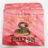Kantong HDPE/kantong plastik/kantong merah/Jumbo phyton 35MRH
