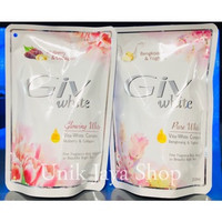 Giv White Body Wash 250ml - Mulberry